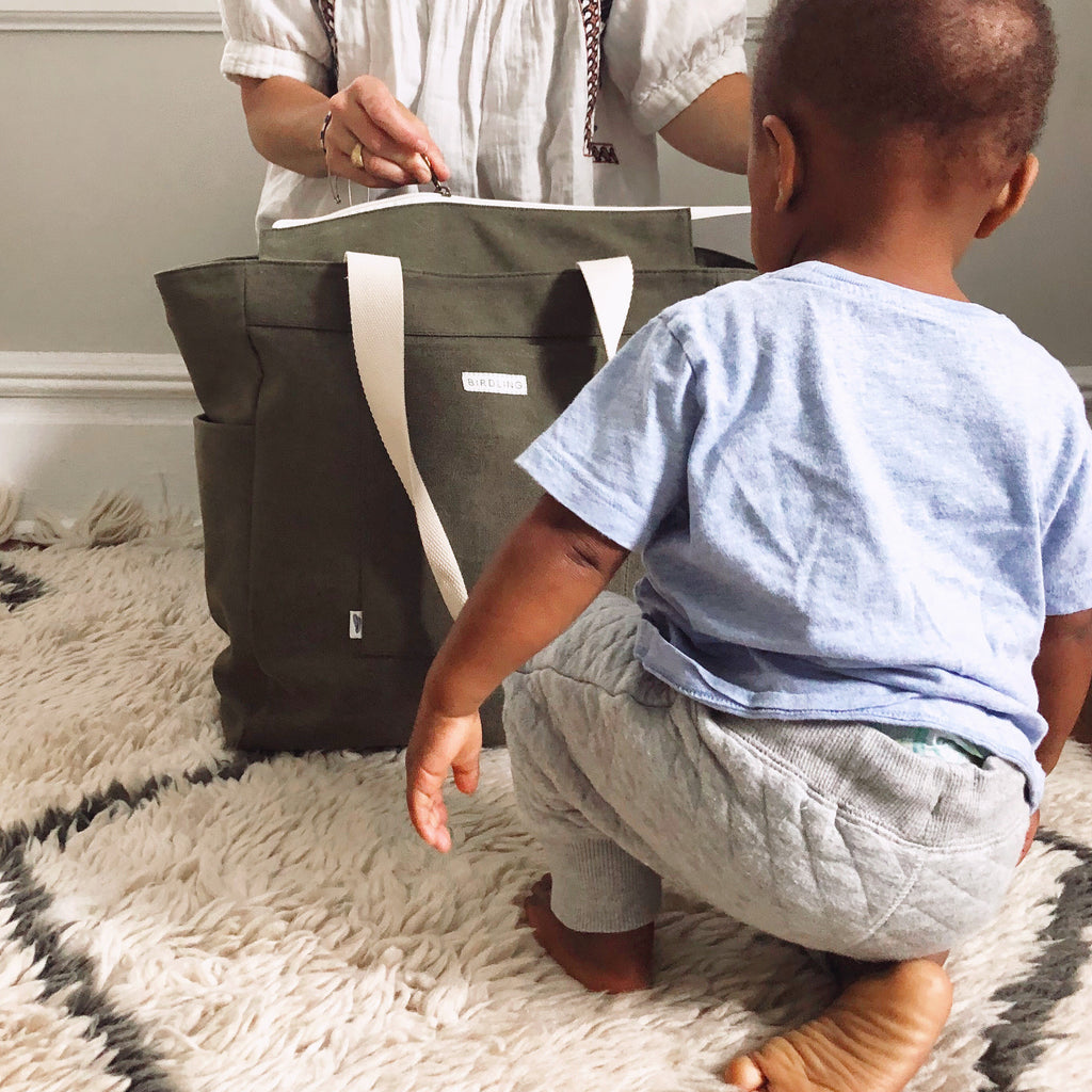 Everyday Tote Diaper Bag
