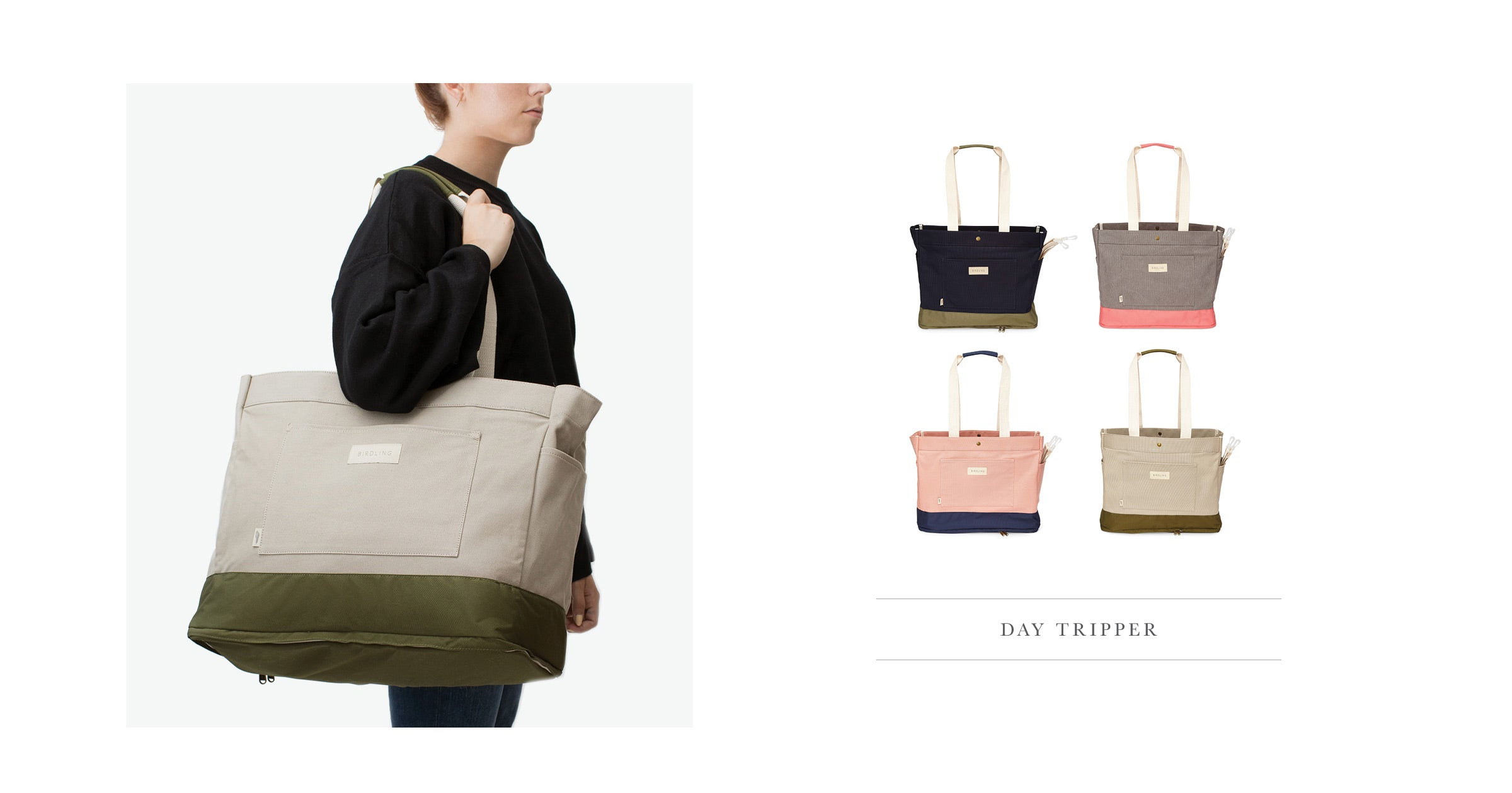 Birdling Day Tripper bag