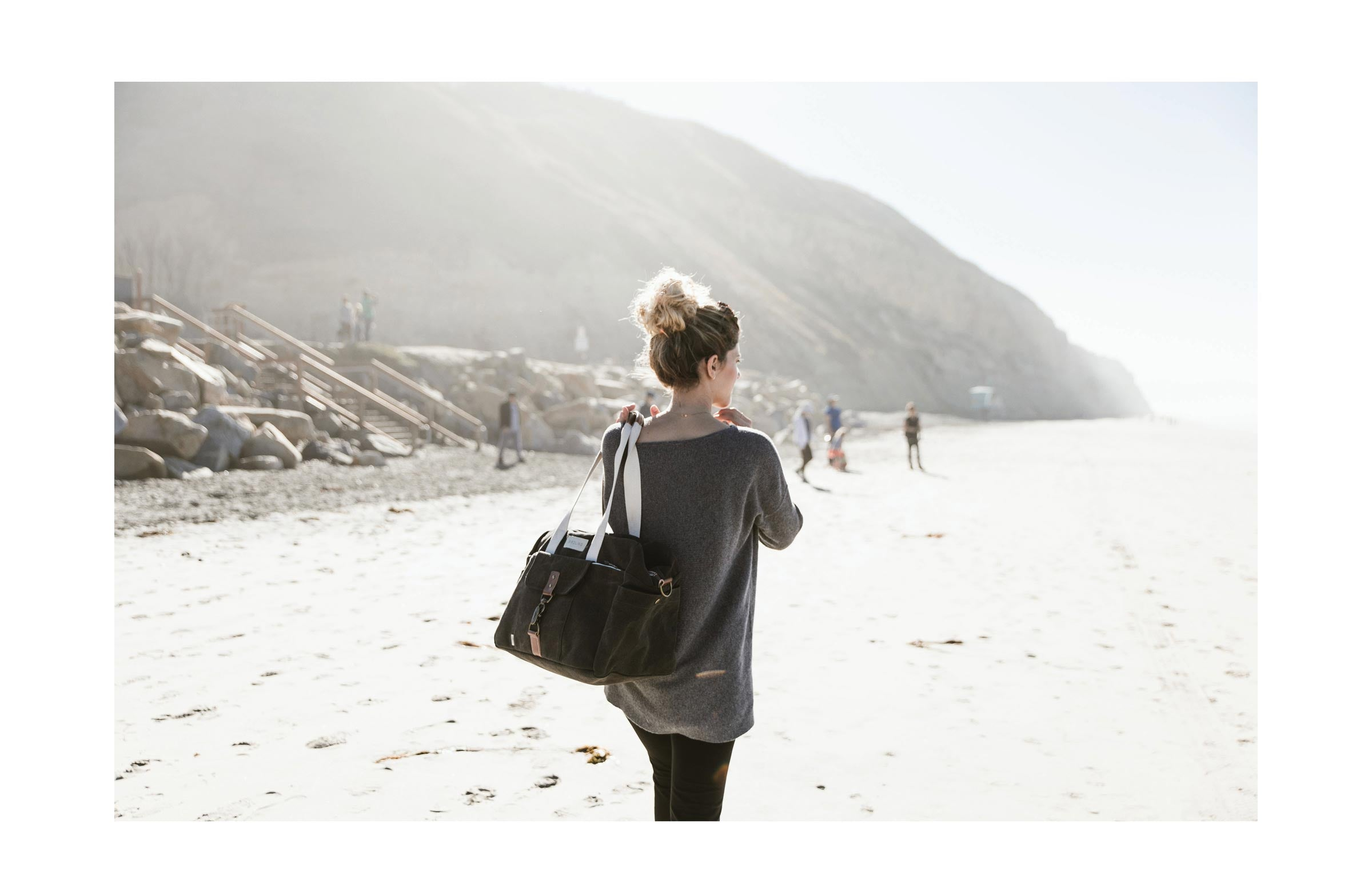 Birdling Overnighter Bag Editorial