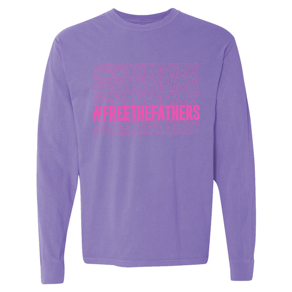 Free The Fathers Long Sleeve Shirt