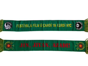 8ball Community x Kurdish Film Festival Scarf