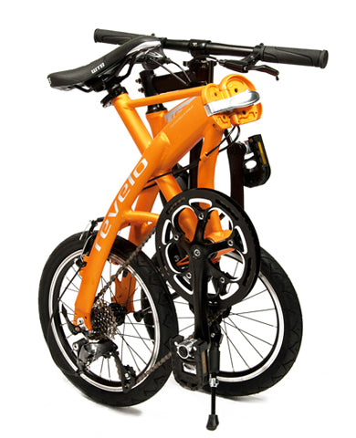 Revelo LIFT orange folding bike