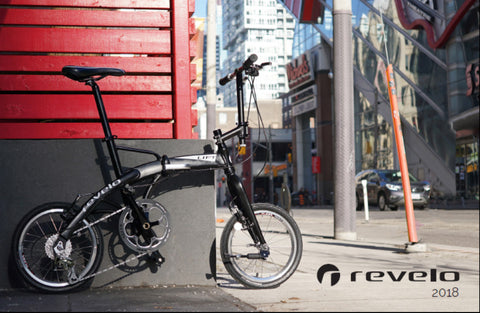 2018 Revelo Brochure Cover