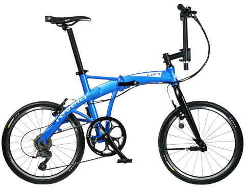 Revelo LIFT Folding Bike 20in