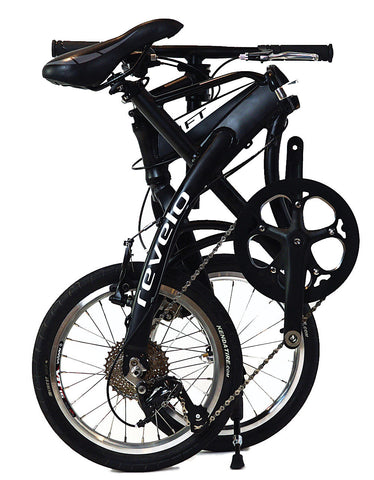Revelo, designer of the LIFT and FLEX folding bikes, is a clean mobility company from Toronto, Canada