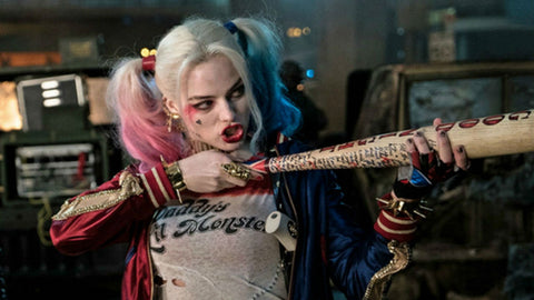 Suicide Squad Harley Quinn and Revelo PET