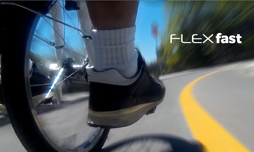 Revelo FLEX, world's fastest, most portable folding electric bike