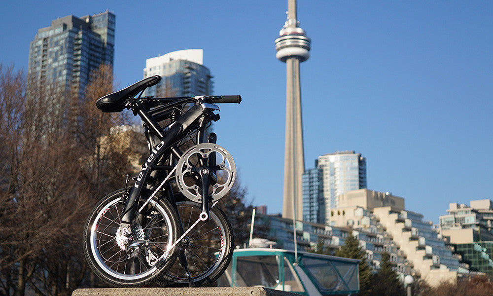 Revelo LIFT engineered in Toronto, Canada