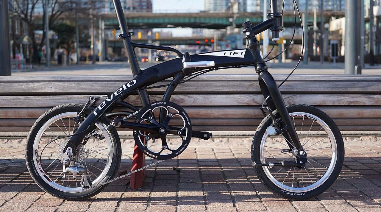 Revelo LIFT Performance Folding Bike
