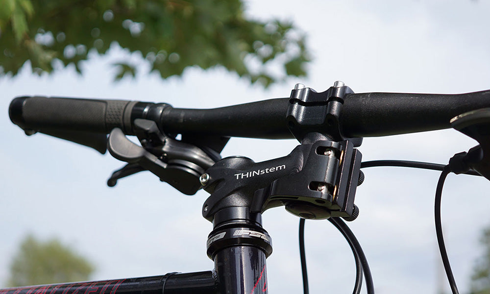 THINstem quick release stem solid build quality