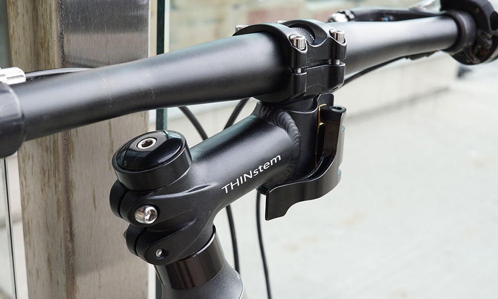 THINstem quick release stem