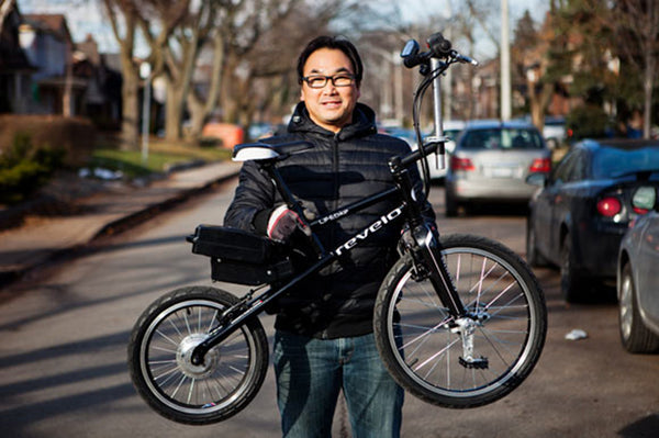 Revelo Electric Corp., Toronto, Canada, launches the LE-1, a lightweight electric chainless bike.
