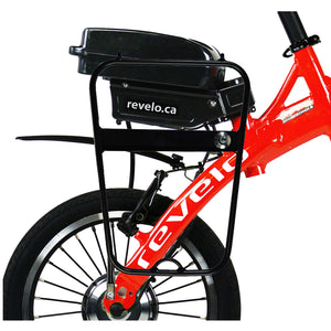 Revelo FLEX Electric Bike Custom Designed Pannier Side Rack