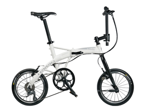 "Buy LIFT Pro 8 Speed 16"" folding bike"