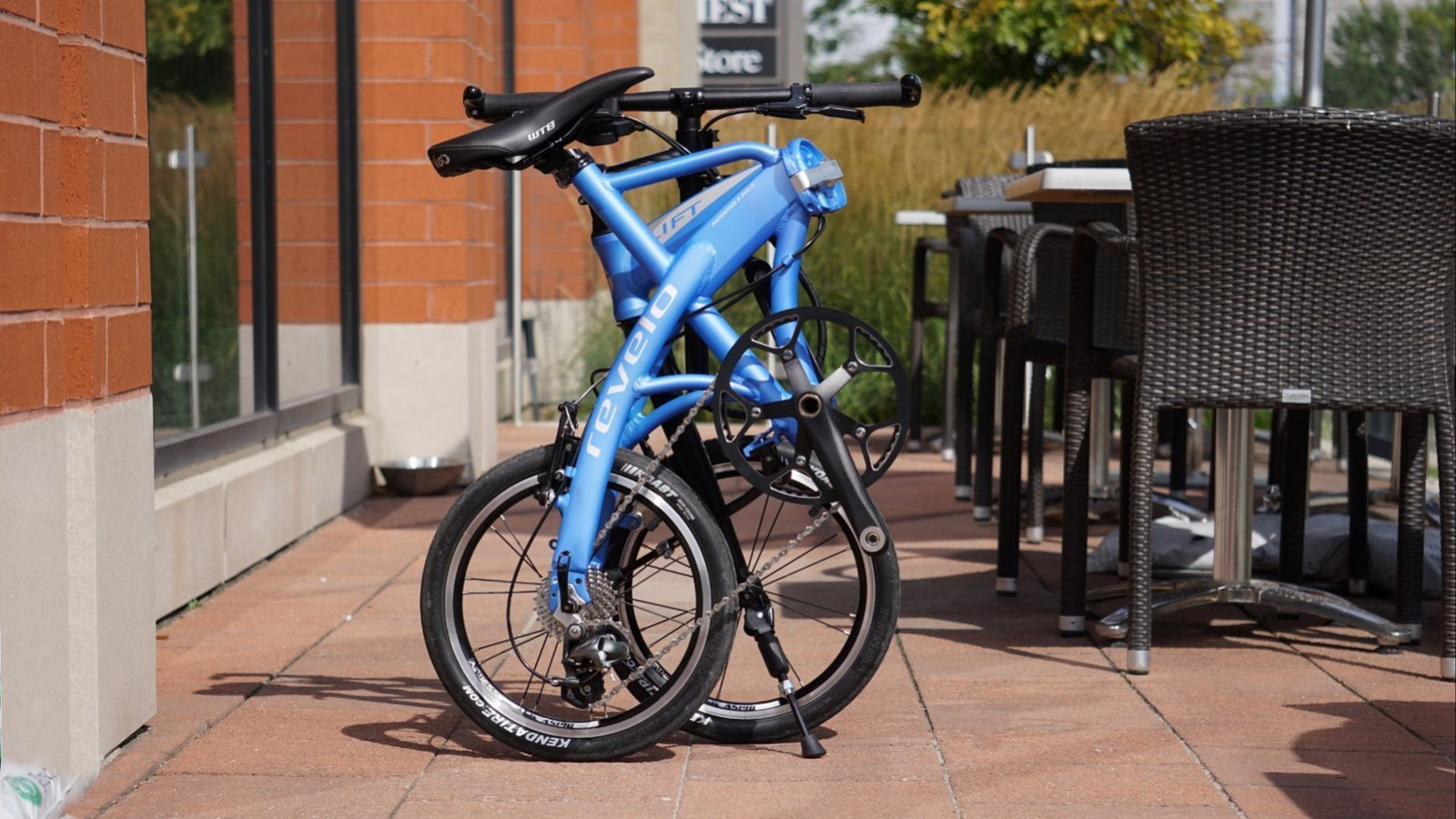 The best performance folding bike