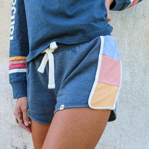 Golden State Cozy Shorts