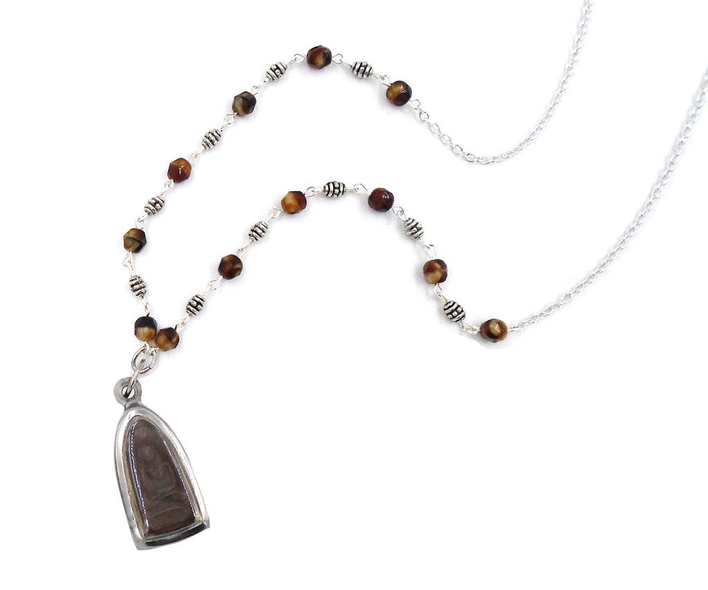Small burmese buddha pendant necklace made by mills small burmese buddha pendant necklace audiocablefo