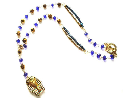 Egyptian Pharaoh Necklace