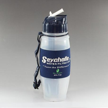 Seychelle 28oz Flip Top Advanced Filtration Bottle