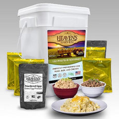 132 Serving Protein Booster Bucket