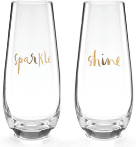 Oh What Fun Sparkle and Shine Stemless