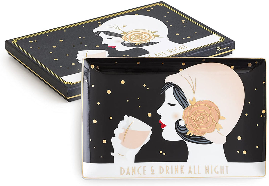 Dance & Drink All Night, Trinket Tray