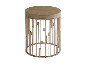 Studio Round Accent Table