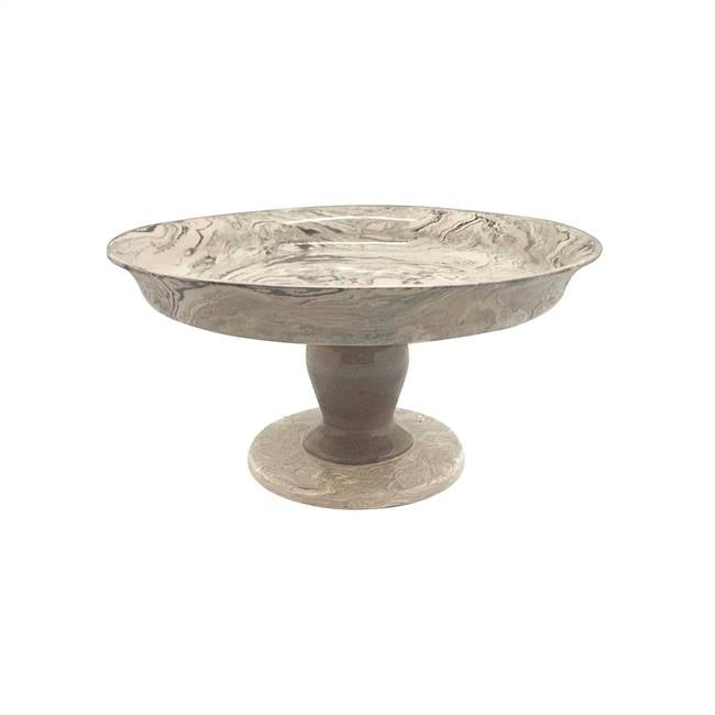Stone Marble Ceramic Medium Cookie Stand