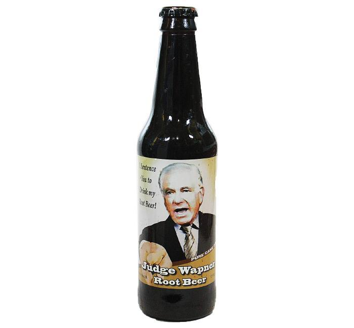 Soda Judge Wapner Root Beer