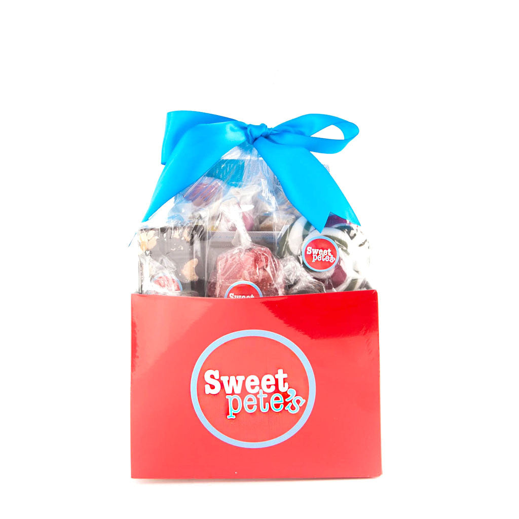 Sweet Box Basket Gift Set
