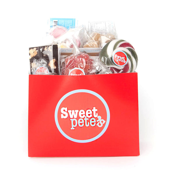 Candy Crazy Sweet Box Basket