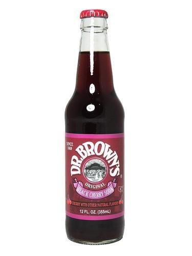 Dr. Browns Diet Cherry Soda