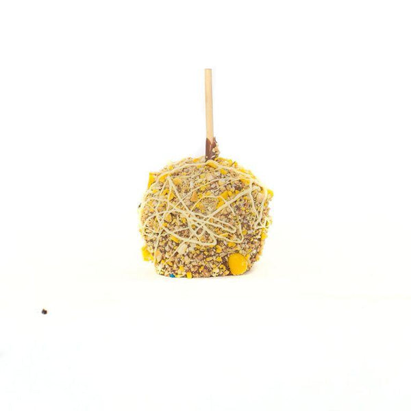 Caramel Chocolate Apples- Choose Chocolate & Toppings