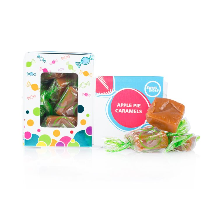 Apple Pie Caramel Gift Box