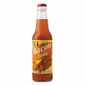 Lesters Bacon Soda