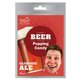 Beer Popping Candy