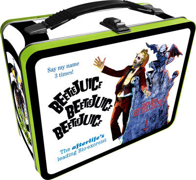 Beetlejuice Lunchboxes