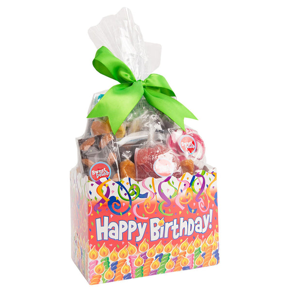 Sweet Box Gluten Free & Vegan Happy Birthday Gift Box