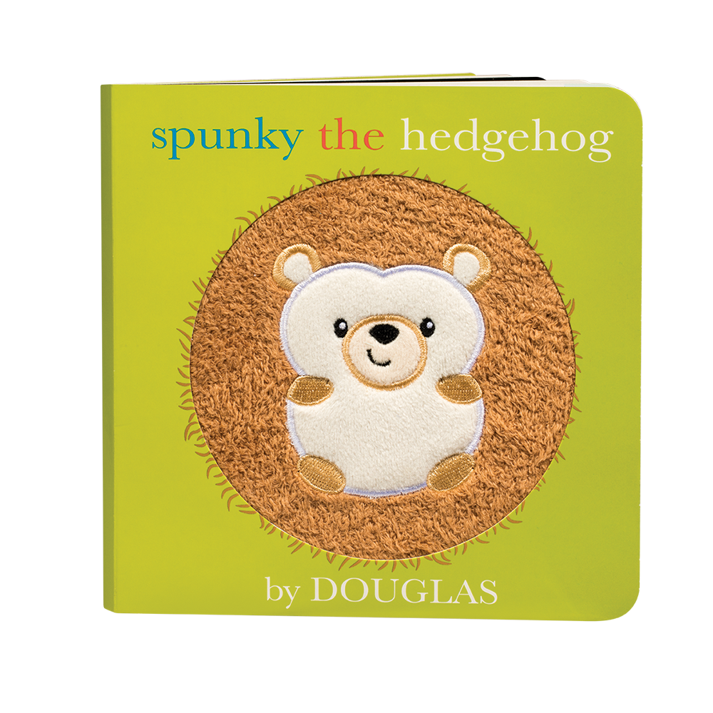 Spunky the Hedgehog Book