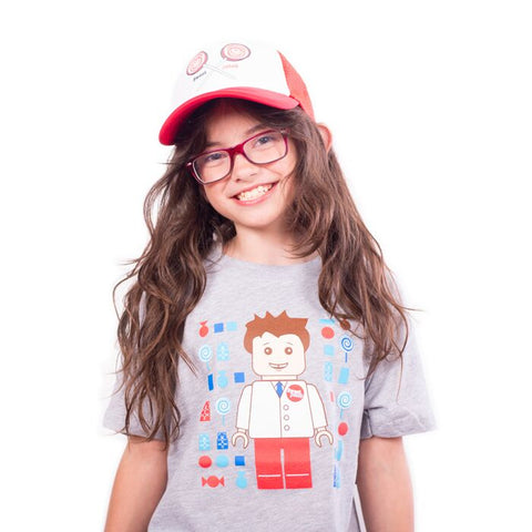 Child's Lego Candy Man Tee