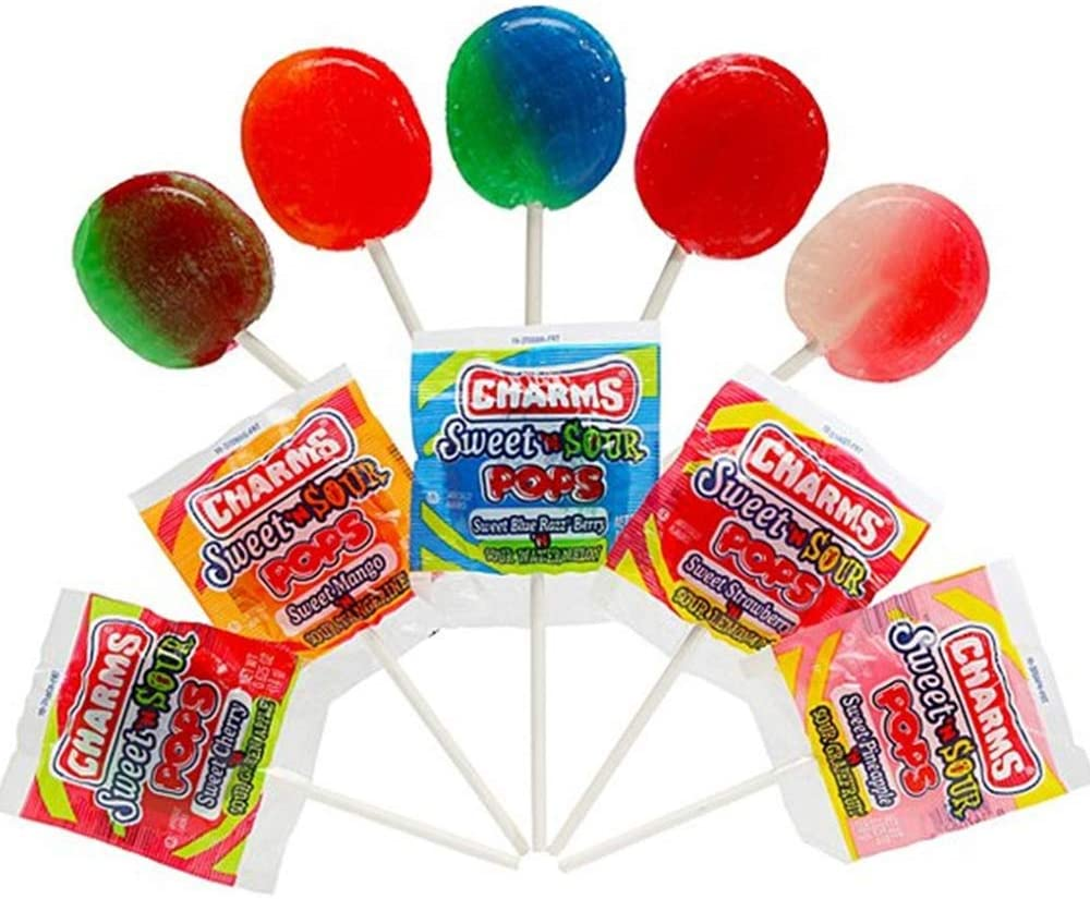 Charms Lollipops
