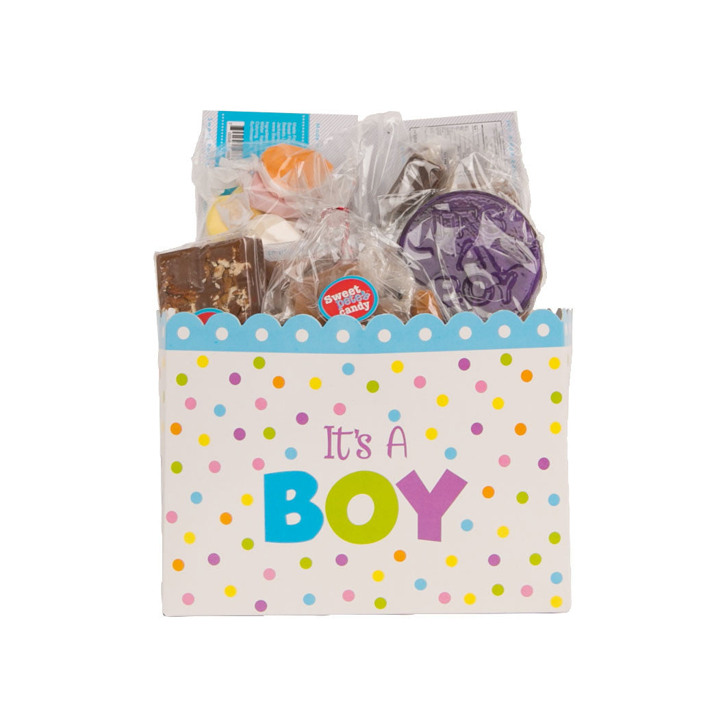 Sweet Box Basket It's A Boy
