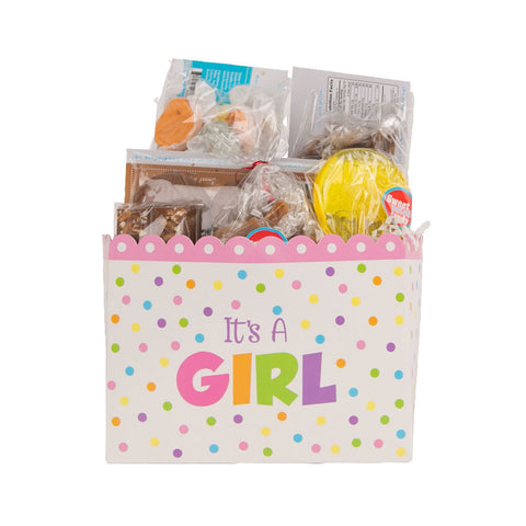 Sweet Box Basket It's A Girl