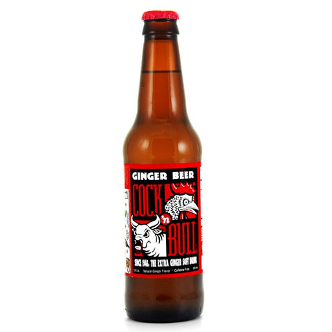 Cock n' Bull Ginger Beer Soda