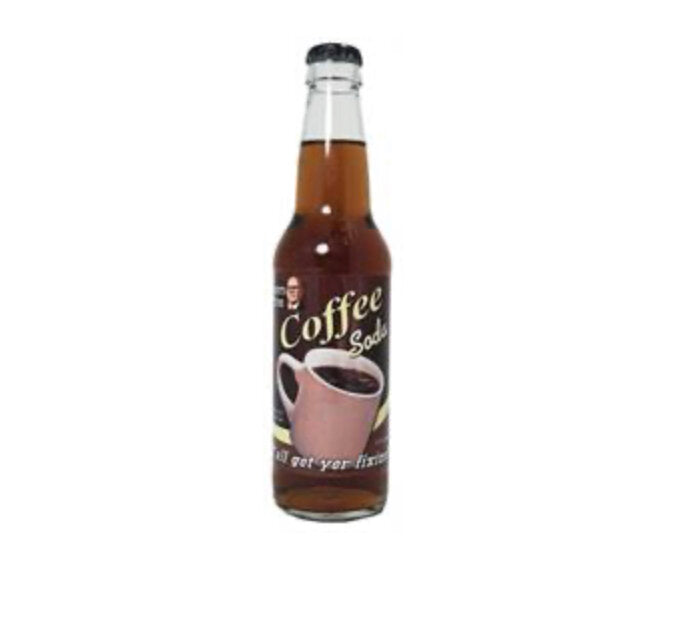 Lesters Coffee Soda