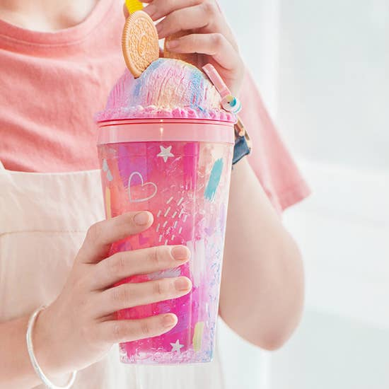 Cookie Mouse Ear Tumbler