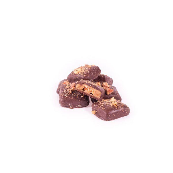 Dark Chocolate Almond Toffee Loose