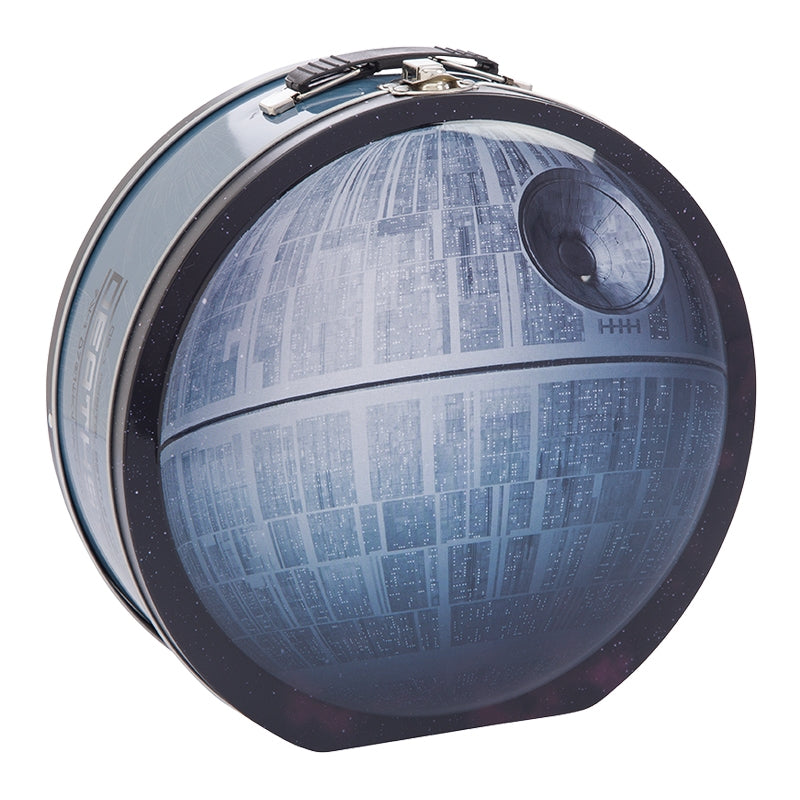 Lunchbox Death Star Shaped
