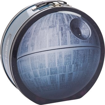 Lunchbox Star Wars Death Star Shaped
