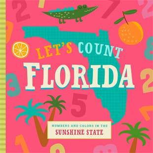 Book Lets Count Florida